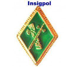 GREEN PEPITO CIVIL GUARD PIN
