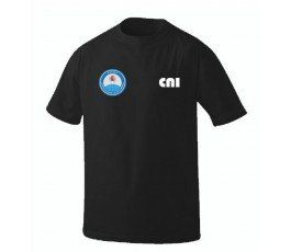 SPANISH INTELLIGENCE CNI BLACK T-SHIRT