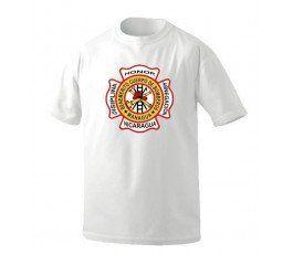Camiseta Bomberos Nicaragua