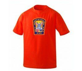 Camiseta Bomberos Washington