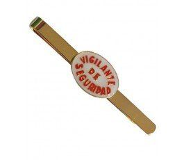 SPANISH PRIVATE SECURITY GUARD TIE BAR