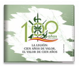 SPANISH LEGION 100 YEARS WALLET