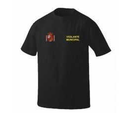 VIGILANTE MUNICIPAL T-SHIRT