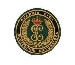 CIVIL GUARD NATURE PROTECTION PATCH