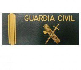 parche galleta guardia civil guardia I