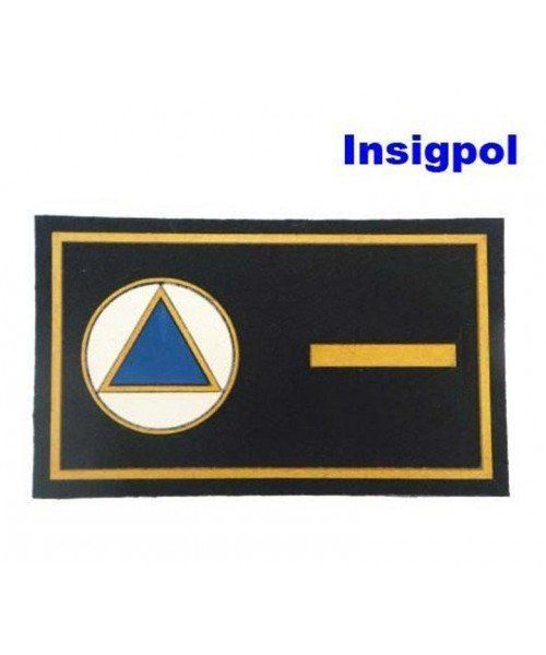 civil-protection-secretary-of-group-rank-patch