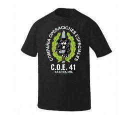 COE 41 BARCELONA T-SHIRT