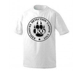 EXPLOSIVES DETECTION K-9 T-SHIRT