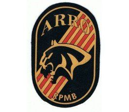 MOSSOS ARRO BARCELONA RPMB PATCH