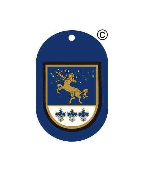 SPANISH NATIONAL POLICE CNP CENTAUROS DOG TAG