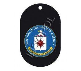 Central Intelligence Agency Dog Tag