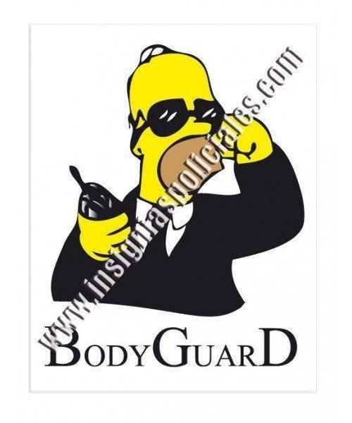 adhesivo-homer-guardaespaldas