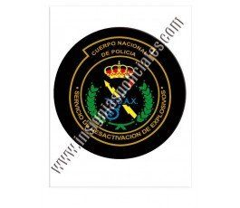 spanish-police-tedax-sticker-old