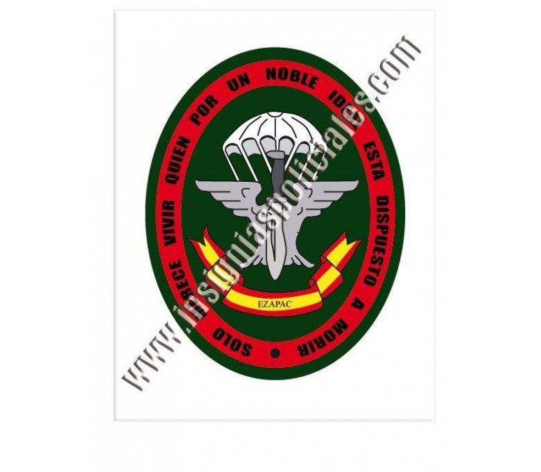ezapac-zapadores-military-sticker
