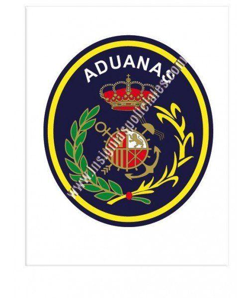 aduanas-sticker
