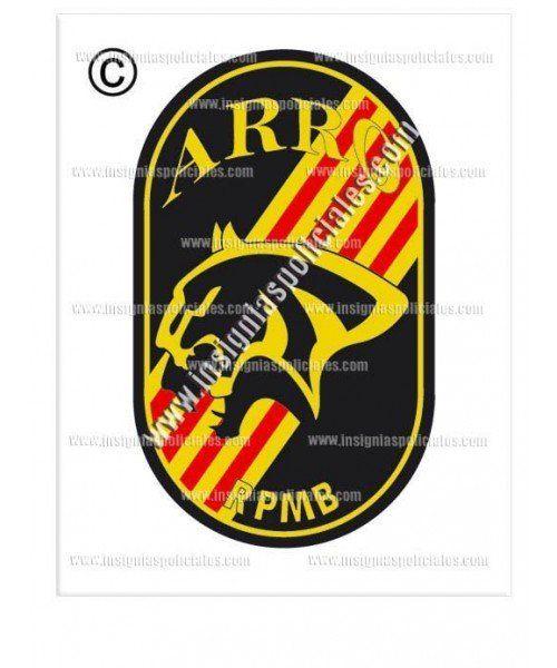 arro-mossos-sticker