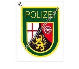 adhesivo-policía-alemana