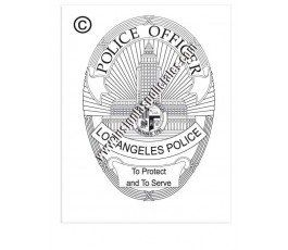los-angeles-police-sticker