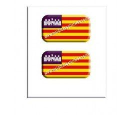 baleares-flag-resin-sticker