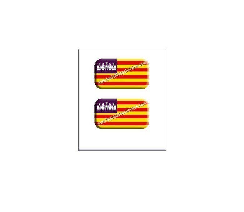 baleares-flag-resin-sticker