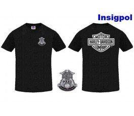 HARLEY DAVIDSON POLICE T-SHIRT
