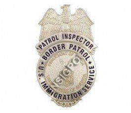US IMMIGRATION INSPECTOR BADGE