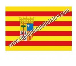 aragon-flag-sticker