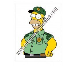 adhesivo-homer-guarda-seguridad