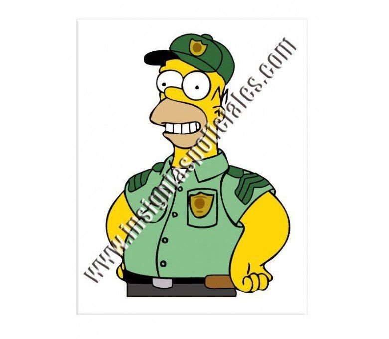 homer-security-sticker