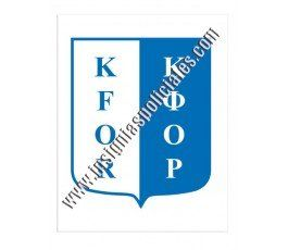 KFOR-sticker