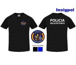 CNP POLICE HELICOPTER T-SHIRT