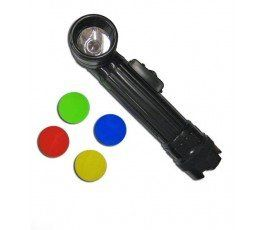 4 COLORS LENSES TORCH