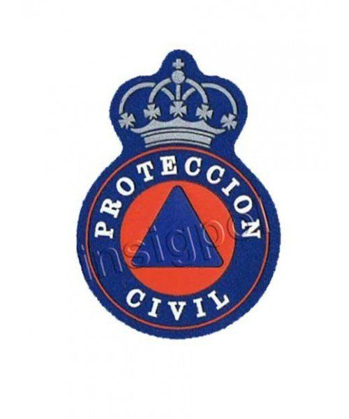 SPANISH CIVIL PROTECTION PATCH
