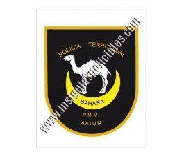 policía-territorial-sahara-sticker