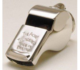 THUNDERER POLICE WHISTLE