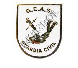 PLACA INSIGNIA GUARDIA CIVIL GEAS