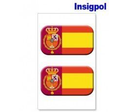 ROYAL-GUARD-KINGDOM-OF-SPAIN-RESIN-STICKER
