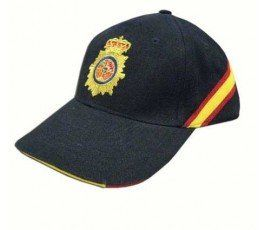 SPANISH NATIONAL POLICE SPORT CAP