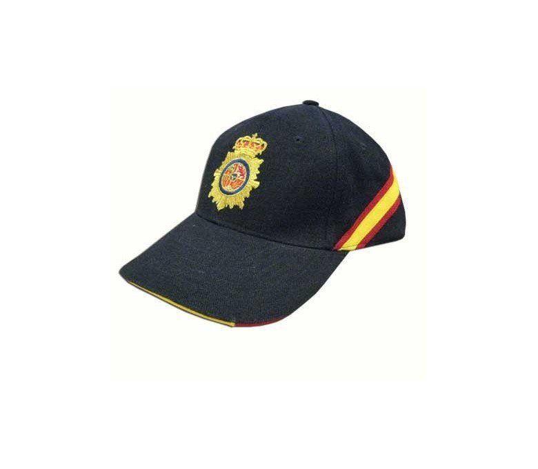 gorra-policia-nacional-beisbolera