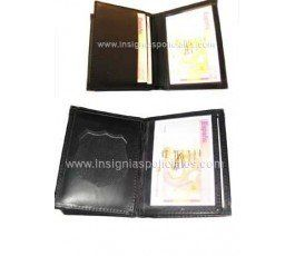 MOSSOS D'ESQUADRA BADGE TRIFOLD LEATHER CASE