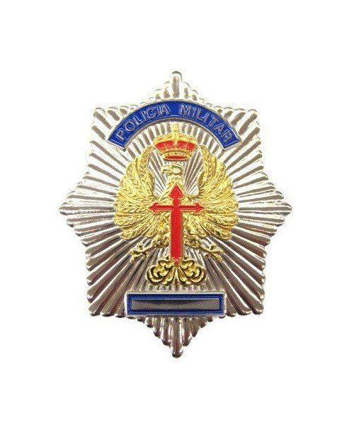 SPANISH MILITAR POLICE BADGE
