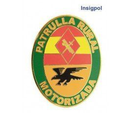 PLACA INSIGNIA GUARDIA CIVIL PATRULLA RURAL MOTORIZADA
