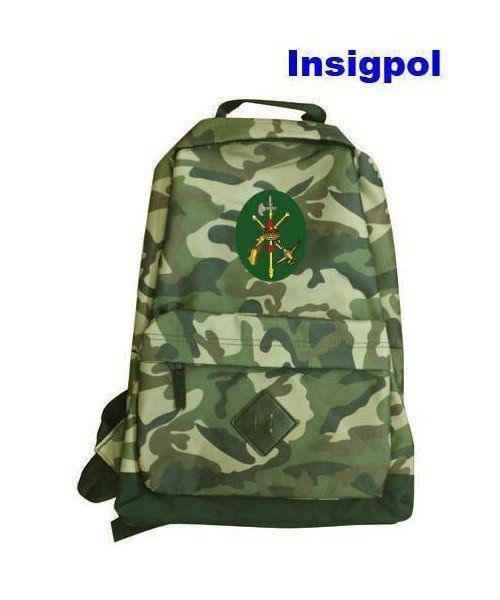 LA LEGION CAMO BACKPACK