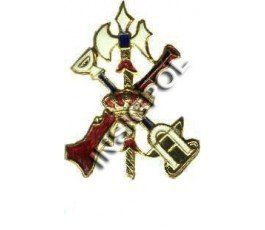 permanence-spanish-legion-mini-badge
