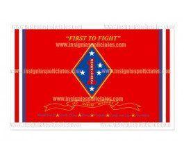 adhesivo-1st-marine-division