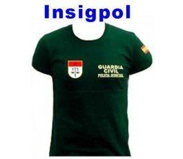 SPANISH JUDICIAL CIVIL GUARD T-SHIRT