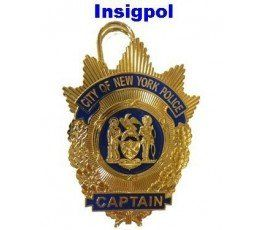 nypd-captain-badge