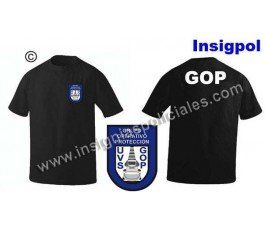 SPANISH GOP PROTECTION OPERATIVE GROUP T-SHIRT