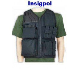 BARBARIC FORCE PILKERTON I BLACK  TACTICAL VEST