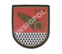SPANISH NATIONAL POLICE UES UNDERGROUND UNIT PATCH